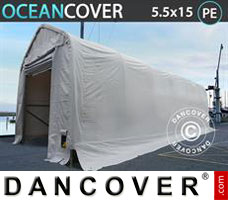 Shelter Oceancover 5.5x15x4.1x5.3 m