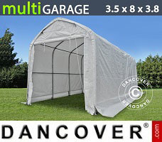 Shelter multiGarage 3.5x8x3x3.8 m, White